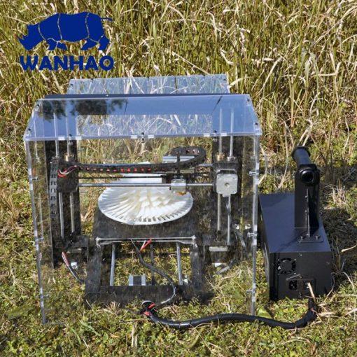 Wanhao I3 Encloser kit back