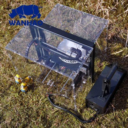 Wanhao Encloser kit back top