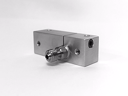 Micro Swiss - All Metal Hotend with SLOTTED block for Wanhao i3 0.4mm
