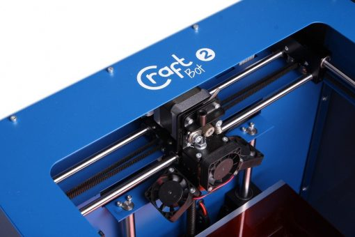 CraftBot 2 Blue Top
