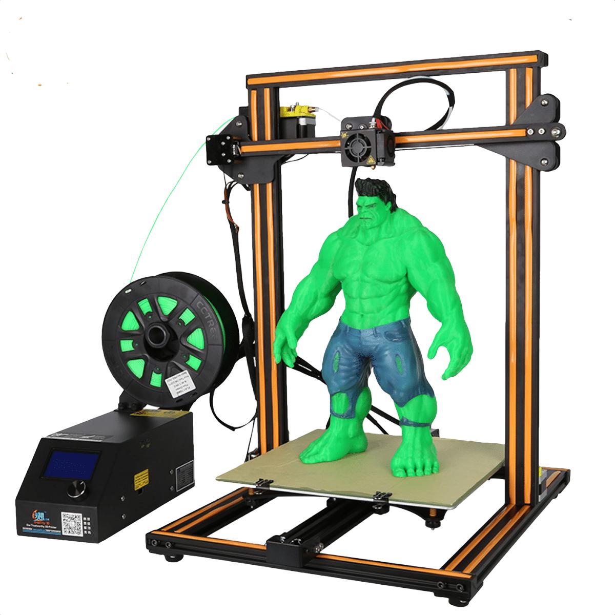 CREALITY 3D CR10S Hunk Printed