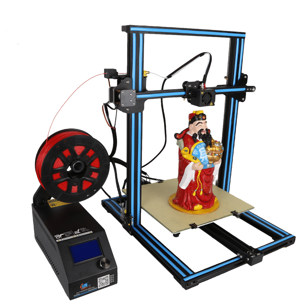 CREALITY 3D CR10S Printed Model