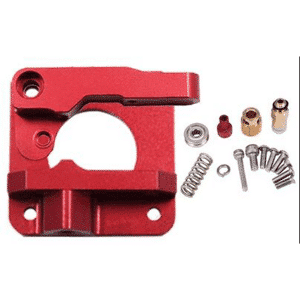 CR10 - MK8 Red Metal Extruder Kit