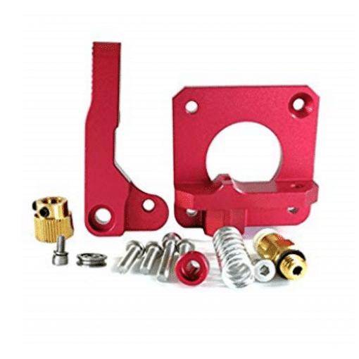 CR10 - MK8 Red Metal Extruder Kit