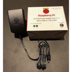 Raspberry pi 3 Psu