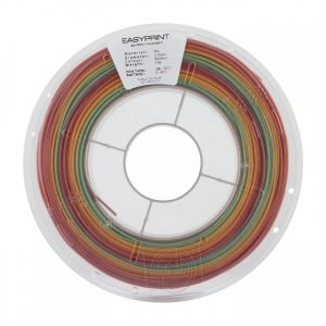EasyPrint PLA 1.75mm 1kg Rainbow Side