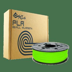 XYZprinting Da Vinci Junior PLA – 600g – Neon grøn