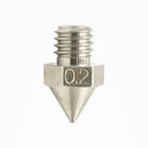 Raise3D Pro2 V3H Nozzle 0.2mm
