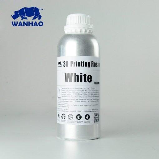 718509b8e05 Køb Wanhao 3D-Printer UV Resin Water Washable - 1000 ml - White ...