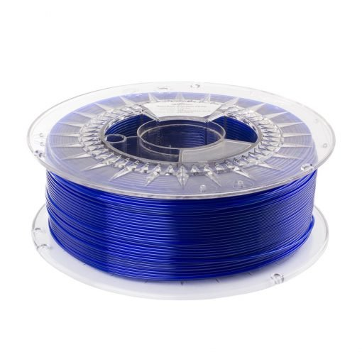 Spectrum Filaments - PETG - 1.75mm - Transperent Blue - 1 kg
