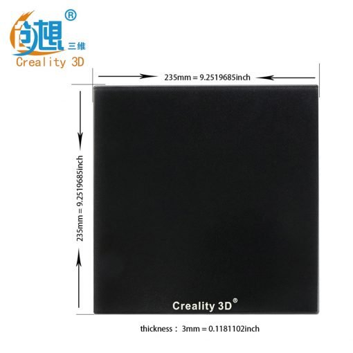 Creality 3D Ender-3 Glass plate