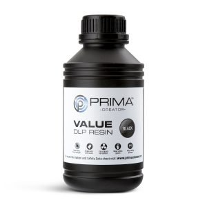 PrimaCreator-Value-UV-DLP-Resin-500-ml-Black
