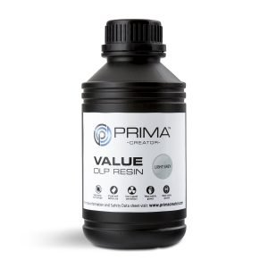 PrimaCreator-Value-UV-DLP-Resin-500-ml-Light-Grey