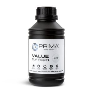 PrimaCreator-Value-UV-DLP-Resin-500-ml-White
