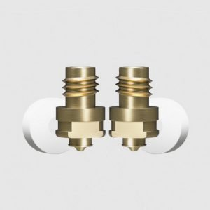 Zortrax Nozzle set for M-Series Plus M200 Plus and M300 Plus 0.3and 0.6 mm