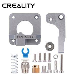 CREALITY 3D New Metal MK8 Gray Color Extruder Aluminum Block Bowden Extruder 1.75mm