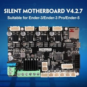 Creality 3D Ender-5 Silent Mainboard V4.2.7 - 32-bit